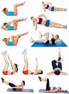 Упражнения для похудения живота при гипертонии