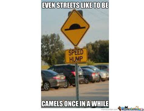 Speed Bump Meme Isn T It A Speed Bump By Ohstopitsyou Meme Center