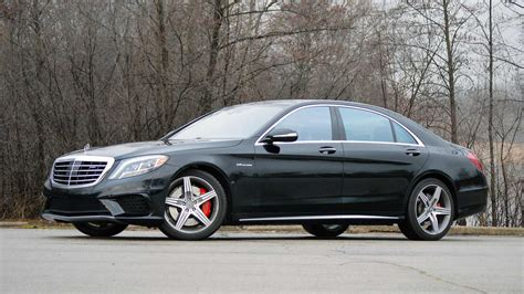 Mercedes S63 Amg Sedan by 2017 Mercedes Amg S63 Sedan Review Lose Your License In Style
