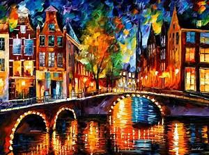 Leonid Afremov Beautiful Paintings