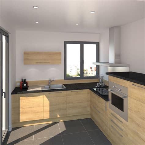 cuisine bois nature et d馗ouverte les 95 meilleures images à propos de cuisine équipée ouverte oskab sur pastel design et armoires