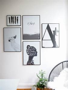 Wandschmuck Für Wohnzimmer : die besten 25 bilderwand ideen auf pinterest bilder aufh ngen bilderwand ideen und wandbilder ~ Sanjose-hotels-ca.com Haus und Dekorationen