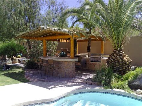 Tiki Bar Kitchen by Amazing Outdoor Kitchens Bbq Island Tiki Bars And