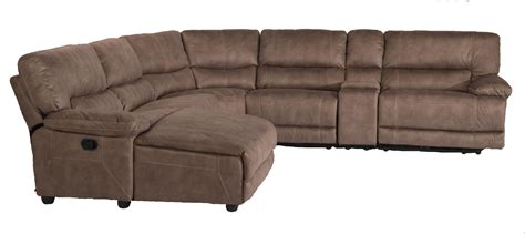 power reclining sectional sofa with chaise flexsteel latitudes delia six piece power reclining