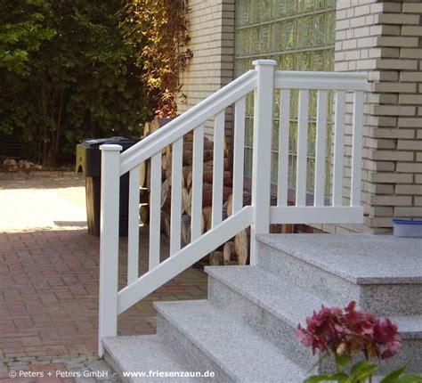Treppengeländer Für Außen by Gel 228 Nder F 252 R Balkon Garten Und Terrasse Hartholz Weiss