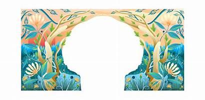 Vixen Behance Winter Arches Tale