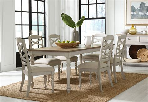 standard larson light dining table   chairs