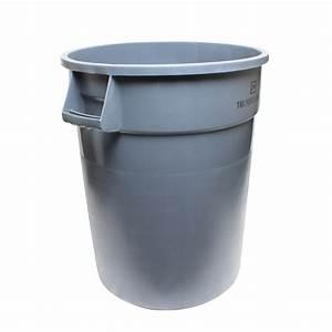 Trash, Can, 32, Gallon, Plastic, Grey, Comes, In, Each, -, Walmart, Com