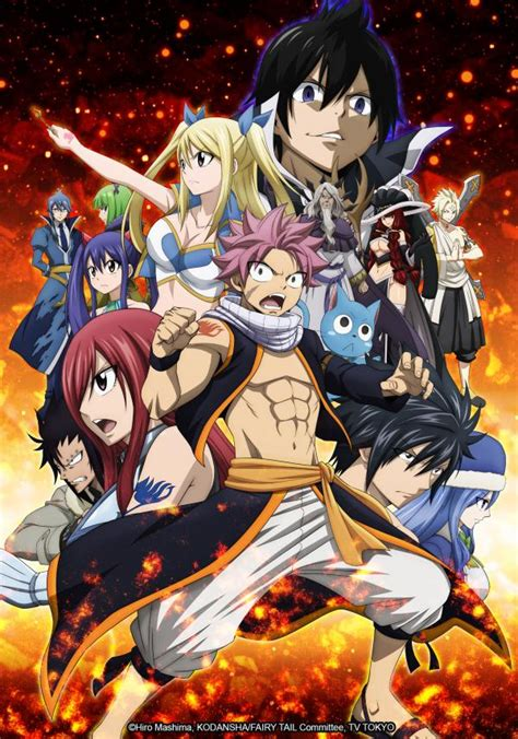 fairy tail  vostfr  vf adn