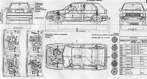 Vw Golf Mk2 Blueprint Schema