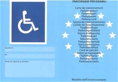 tagliando invalidi