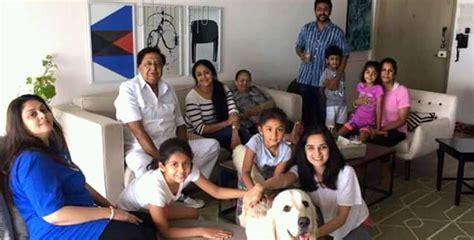 actress jyothika latest family photos surya jyothika house address www pixshark images