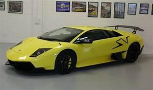 Un espectacular Lamborghini Murciélago SV en venta Autobild es