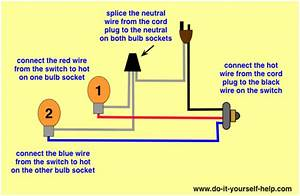 Lamp Switch Wiring