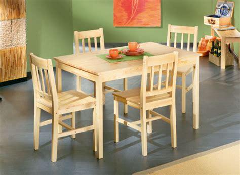 tables de cuisine but ensemble table 4 chaises carola pin