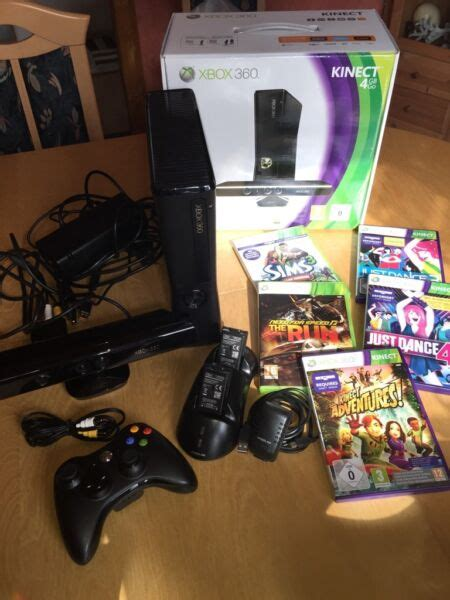xbox 360 gebraucht kaufen neuwertige xbox 360 mit 5 spielen in niedersachsen nordenham x box konsole gebraucht kaufen