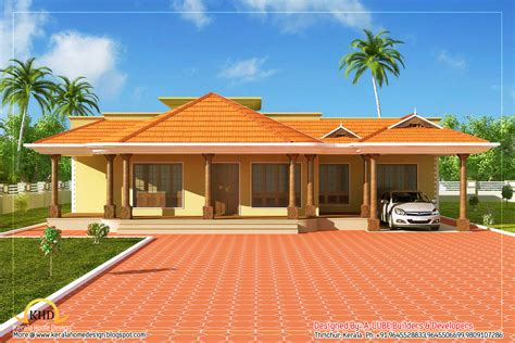 kerala style single floor house  sq ft home appliance