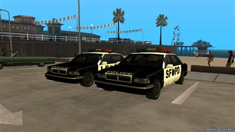 Fixed Police Cars For Gta San Andreas