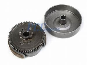 Yamaha Pw50 Pw 50 Auto Clutch Housing Assembly New Ct03