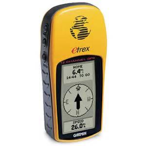 Garmin eTrex GPS Manual