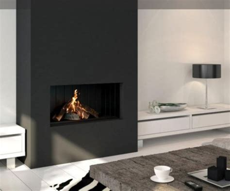built in place 23 modern built in fireplaces to bring a cozy touch digsdigs