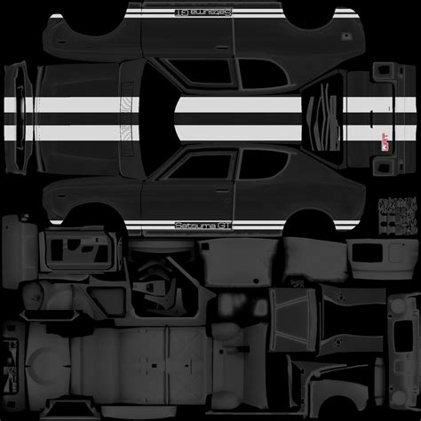 My Summer Car Template My Summer Car Skin