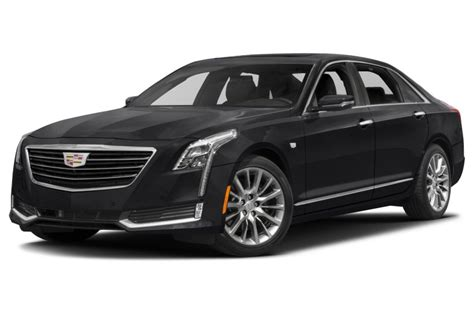 2018 Cadillac Ct6 Information