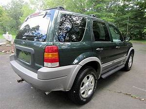 Sell Used No Reserve 2002 Ford Escape Xlt Sport Utility 4