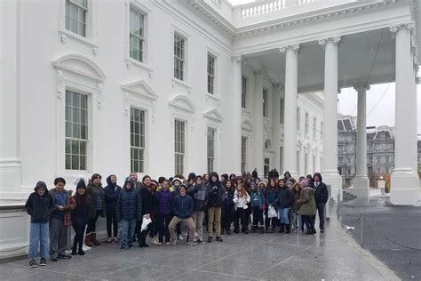 white house visit white house turns away foreign students on tour with class