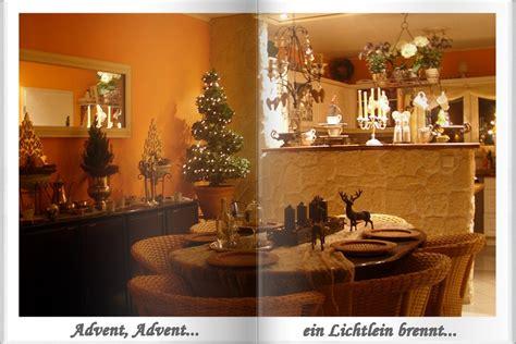 Weihnachtsdeko Auf Dem Gartentisch by Weihnachtsdeko Weihnachten Villa Adamo Zimmerschau