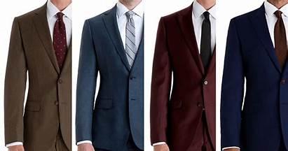 Suit Colors Pick Suits Different Match Wearing