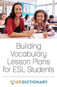 esl lesson plans  worksheets images esl