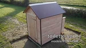 Toilette Seche Fonctionnement : toilette s che pcn 1 pmr youtube ~ Dallasstarsshop.com Idées de Décoration