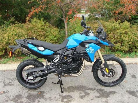 2014 Bmw F 800 Gs Dual Sport For Sale On 2040-motos