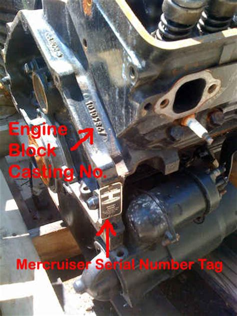 find  mercruiser serial number perfprotechcom