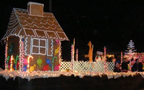holiday ideas christmas floats creative ideas christmas