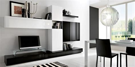 modern tv cabinets for living room black and white minimalist living room tv cabinet silvano