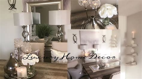 home decor for less glam home decor ideas luxury for less interior