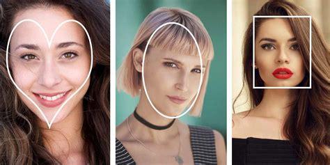 hairstyle   face shape hair tips matrix
