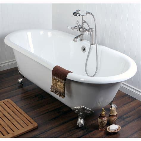 Claw Bathtub by Beautiful Clawfoot Tubs Platinum Bath