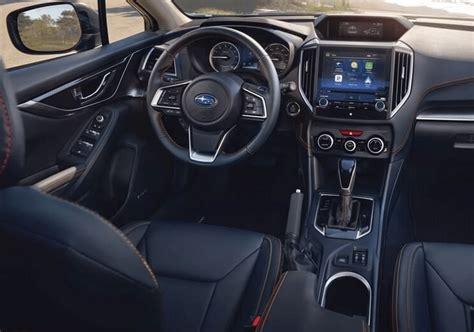subaru crosstrek concept interior specs  price