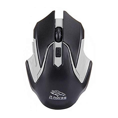 buy r rf 6386 wireless gaming mouse black white jumia