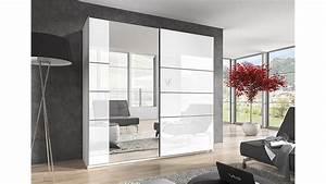 Schwebetürenschrank Weiß Hochglanz : schwebet renschrank berlin wei hochglanz inkl spiegel ~ Orissabook.com Haus und Dekorationen