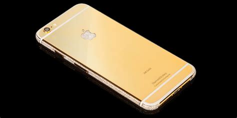 iphone 6 gold gold iphone 6 ecstasy limited edition 24k gold