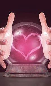 Hands On Crystal Ball Digital Art by Allan Swart