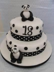 cherry blossom wedding cake 18th birthday panda cake cake by zoe cakesdecor
