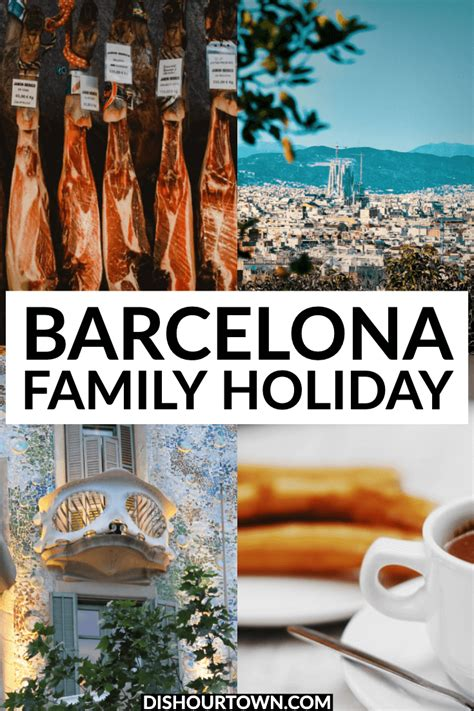Traveling Barcelona as a family. What to eat, where to ...