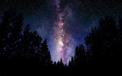 Earth Milky Way Galaxy Hdwallpapersfull Home Download
