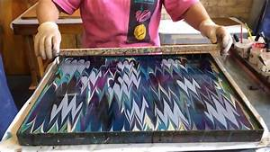 Diy Paper Marbling Instructions