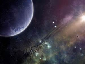 Space Art Wallpaper (Sci-Fi) - Space Wallpaper (8070388 ...